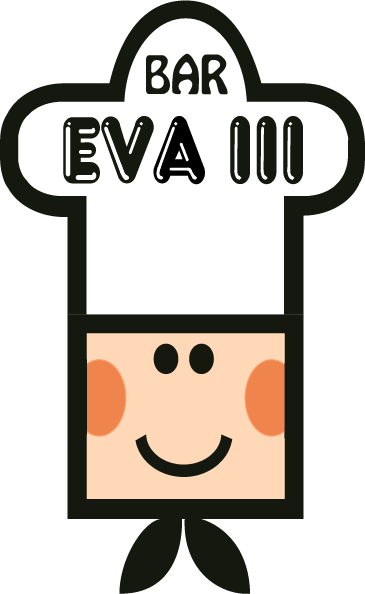 Logotipo Bar eva