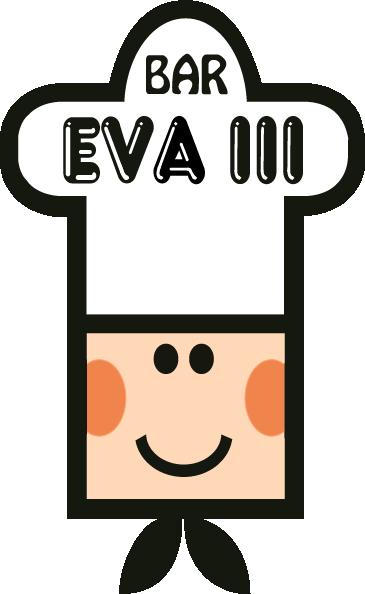 Logotipo Bar eva
